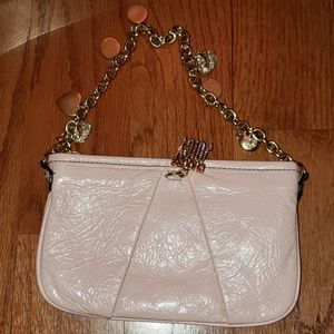 Authentic juicy couture mini purse